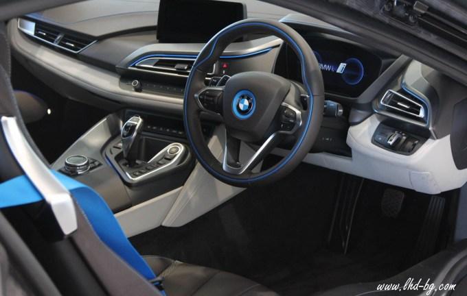 Обръщане на волан BMW