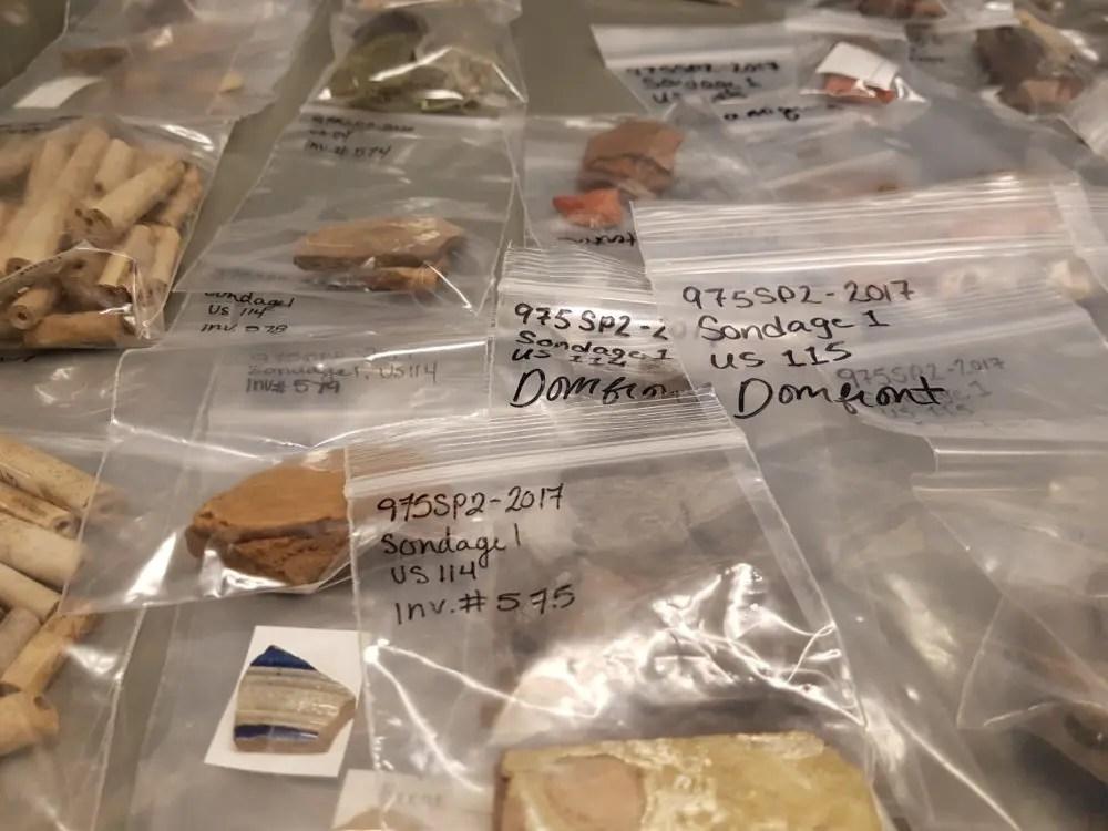 Archéologie Saint-Pierre et Miquelon