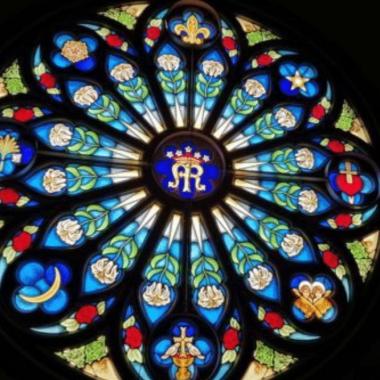 à l'ile du Prince Edouard, la charmante église de Palmer Road, joyau du patrimoine acadien