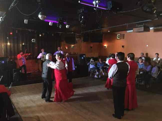 Miquelon danse traditionnelle