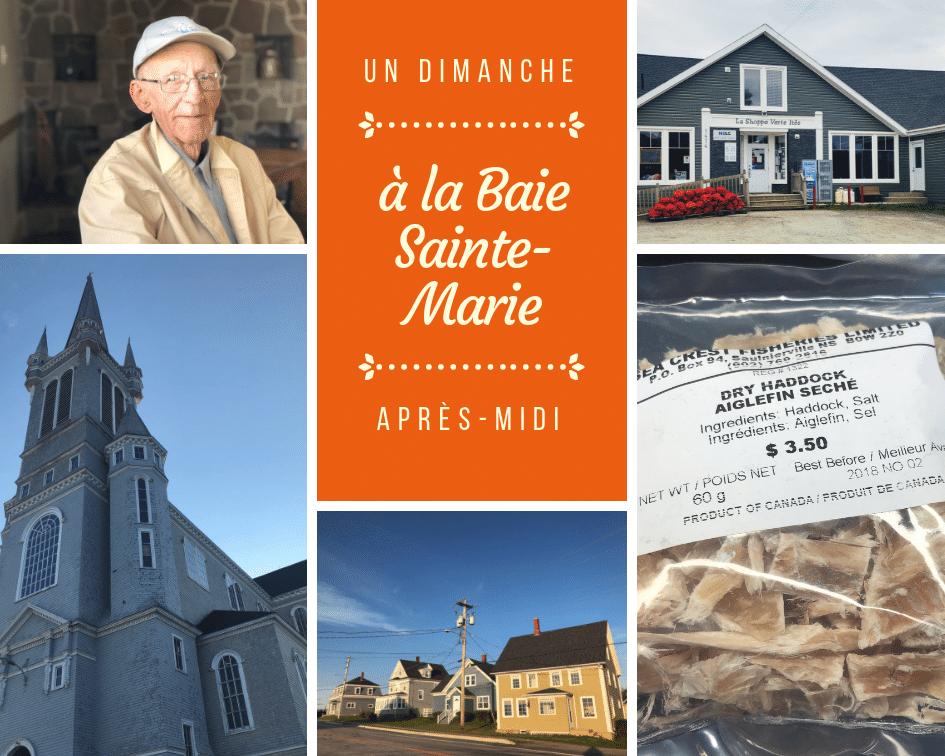 Baie Sainte-Marie