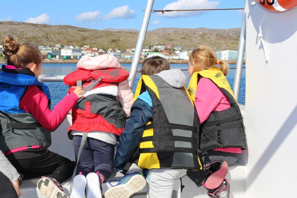 En route pour l'Île aux marins ! Saint-Pierre et Miquelon