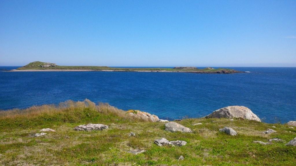 Sur l'ïle aux marins, une demande en mariage à Saint-Pierre et Miquelon