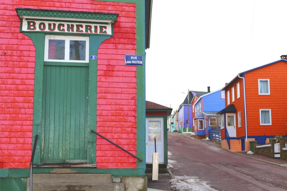 Epicerie chez Julien Saint-Pierre et Miquelon