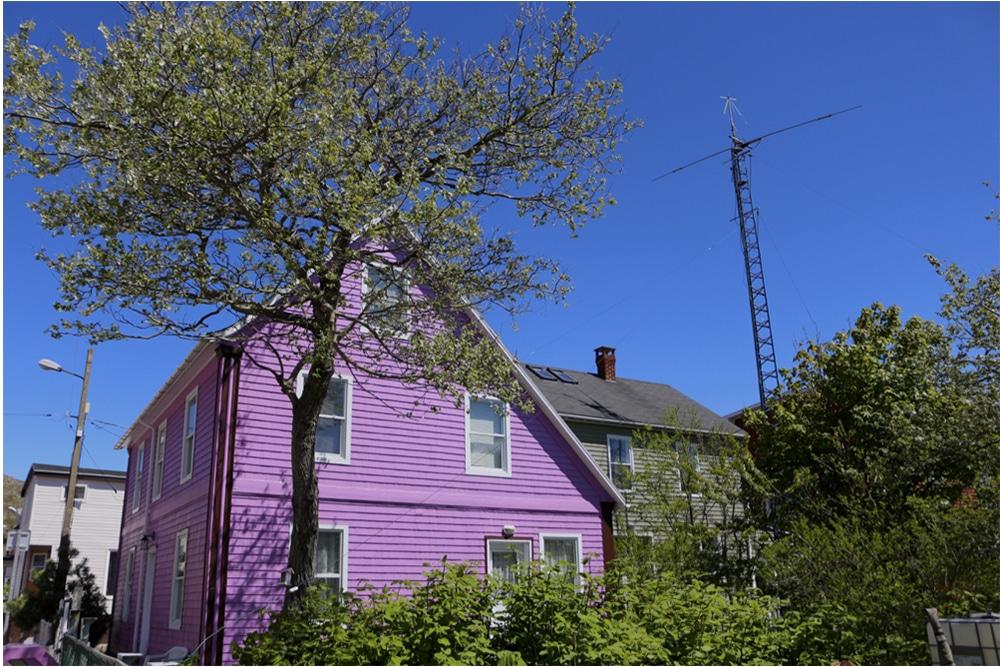 Les couleurs de Saint-Pierre et Miquelon