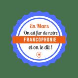 Mois de la francophonie