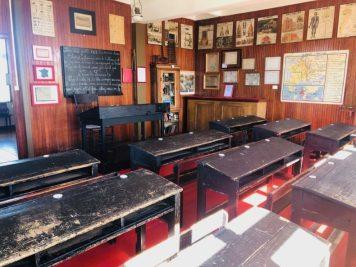 salle de classe musée archipelitude