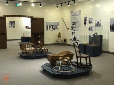 musée acadien à Miscouche