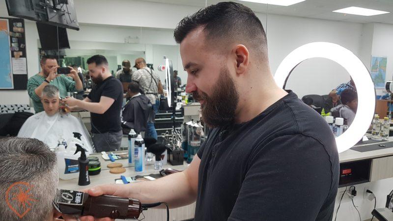 Barbiers à Terre-Neuve