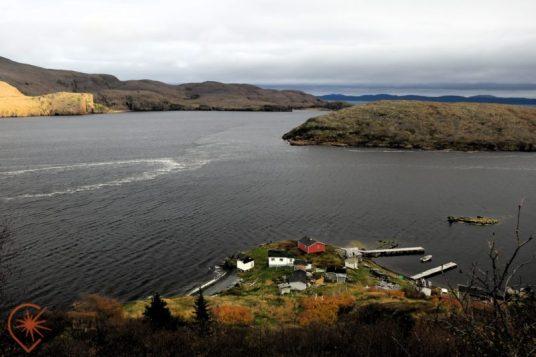 Anderson's Cove, quartier général du séjour en étoile. Crédit photo Escapade Insulaire