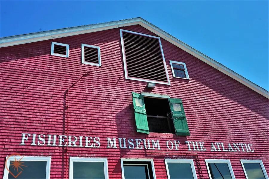 Musée des pêches Lunenburg