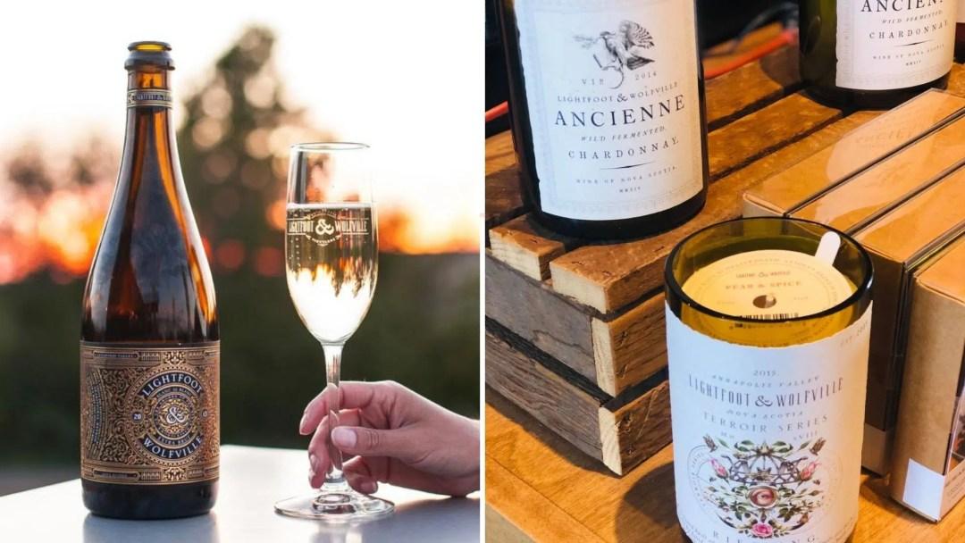 vins vallée d'Annapolis