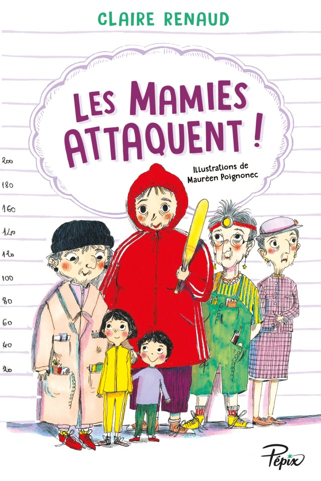 Aujourd Hui Com Les Mamies Sympas : aujourd, mamies, sympas, Mamies, Attaquent, Claire, Renaud, L'heure