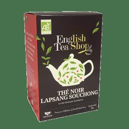 Thé noir Laspang Souchong