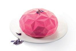 Moule silicone Diamant Gemma Ø 180 H 90 MM – Silikomart