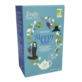 20 sachets Infusion Sleepy Me – English Tea Shop