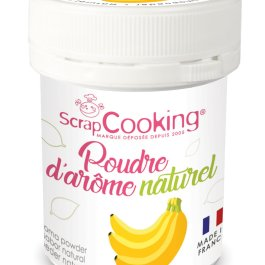 Arôme naturel banane