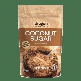 Sucre de fleurs de Coco bio 250g – Dragon Superfoods