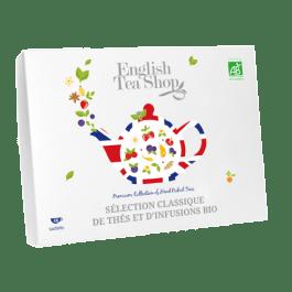 Coffret sélection Classique de thés et infusions bio