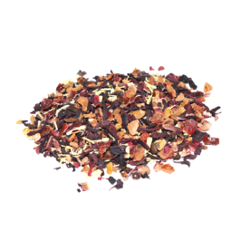 Vrac Infusion baie d'églantier pomme framboise – English Tea Shop