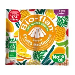 Bioflan non sucré fruits exotiques