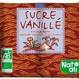 Sucre vanillé bio – 2x8g