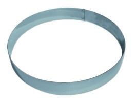 Cercle mousse inox Ø 180 H 45 – Mallard Ferriere