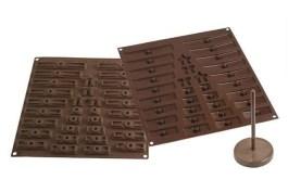 Moule silicone sapin en chocolat – Silikomart