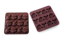 Moule silicone wonder chocolates N°12 Merry Xmas – Silikomart