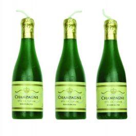 Bougies bouteilles de champagne – PME