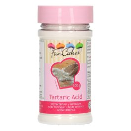 Acide tartrique 100gr – Fun Cakes