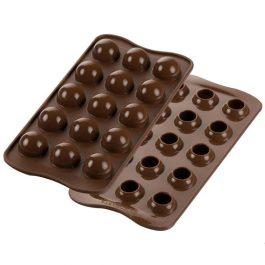 Moule silicone chocolat Trufe – Silikomart