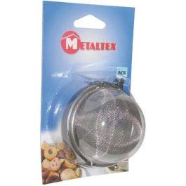 Boule à épice inox Ø75 MM – Metaltex