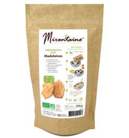 Préparation BIO madeleines – Mirontaine
