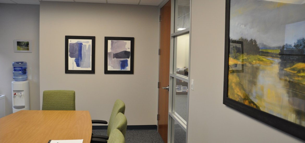 Client Project: How Office Artwork Can Elevate Your Work Environment