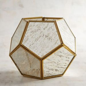 antiqued-mirrored-geometric-vase