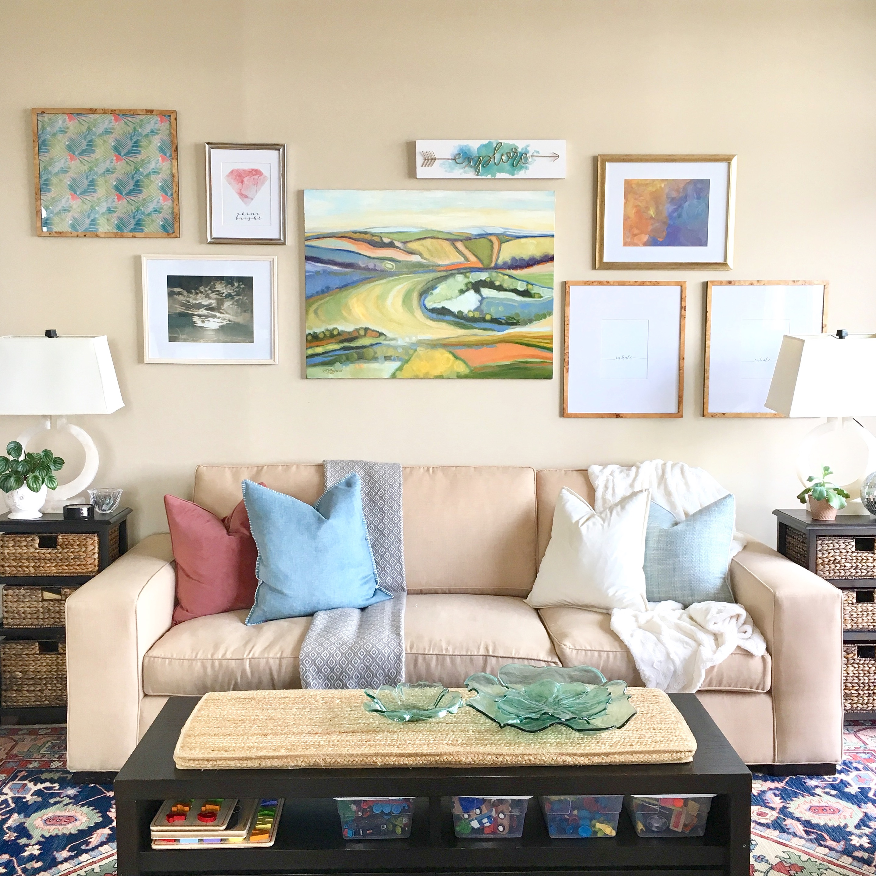 Need an Easy Room Refresh? Start with Your Walls