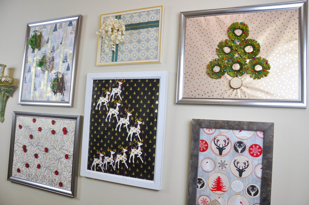 diy-holiday-wall-art