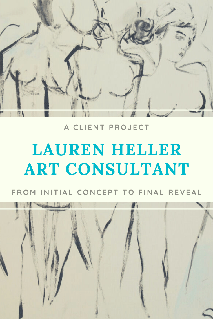 A Step-by-Step Guide to Working with Lauren Heller Art Consultant