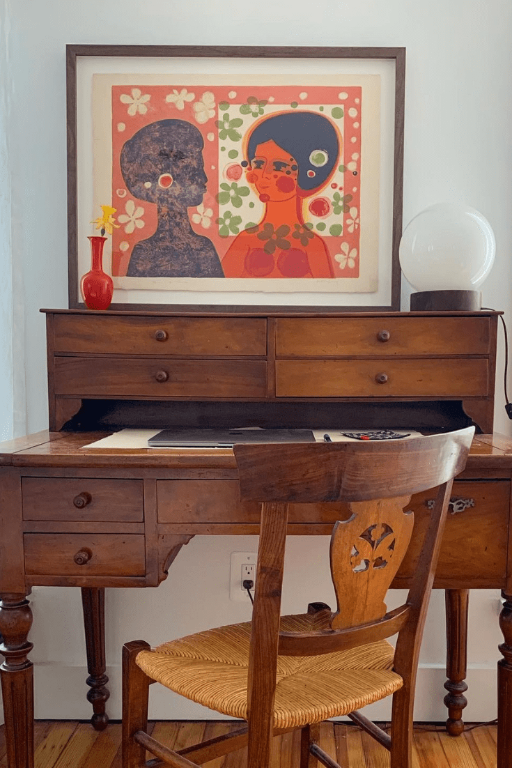 Client Project: 4 Modern Framing Ideas for Contemporary Artwork