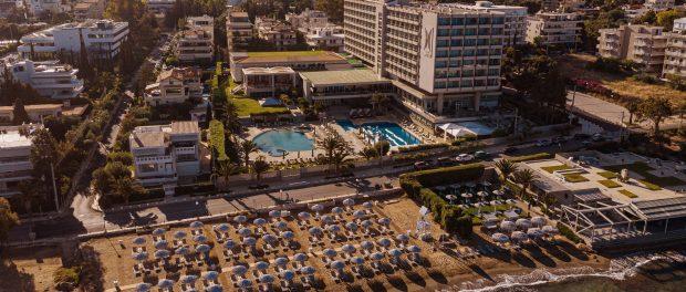 New Apollon Beach On The Athenian Riviera Hotel Business