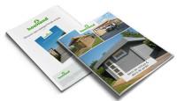 Houtland Catalogue abris de jardin