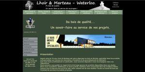Site web Lhoir & Marteau 2013-2017