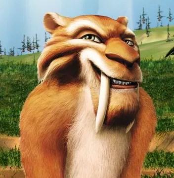 Le tigre à dents de sabre