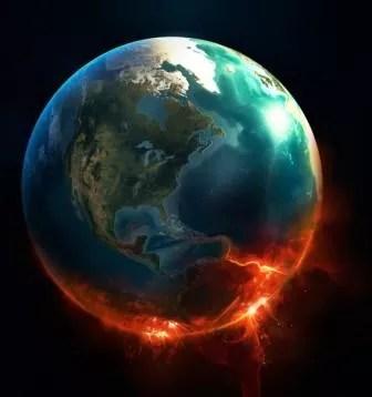 terre en feu