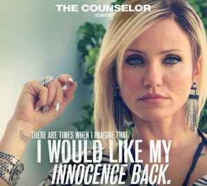 cameron diaz at her best in the counselor