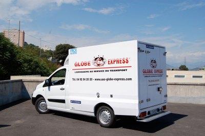 globe-express