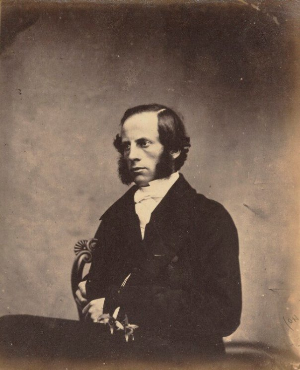 George William Kitchin by Lewis Carroll (Charles Lutwidge Dodgson) albumen print, Summer 1859 NPG P7(14) © National Portrait Gallery, London Reproduced by permission under the Creative Commons Attribution-NonCommercial-NoDerivs 3.0 Unported (CC BY-NC-ND 3.0) Licence detailed at http://creativecommons.org/licenses/by-nc-nd/3.0/