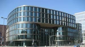 Bürogebäude LTD Lübeckertordamm Hamburg