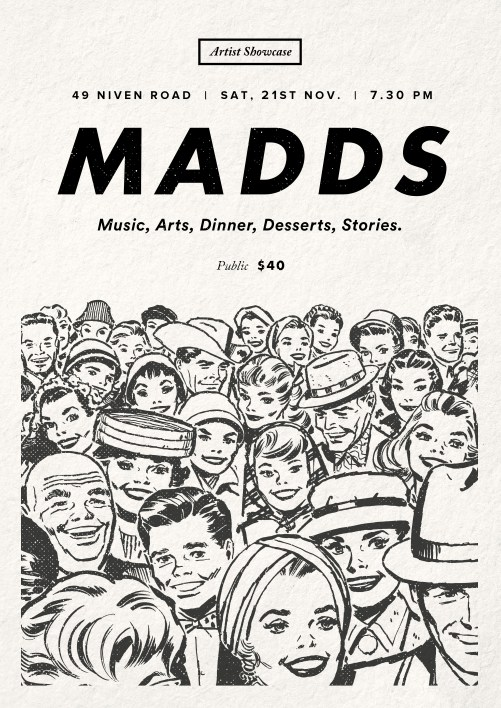 MADDS Poster